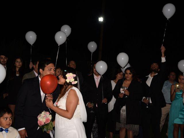 El matrimonio de Bárbara y Sebastián  en Rancagua, Cachapoal 44