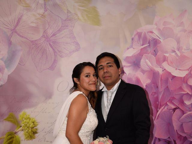 El matrimonio de Sebastián  y Bárbara