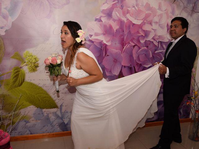 El matrimonio de Bárbara y Sebastián  en Rancagua, Cachapoal 60