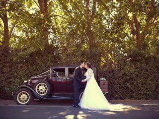 El matrimonio de Alejandro y jeannette