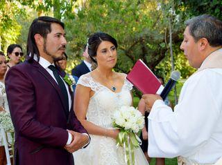 El matrimonio de Jhon y Marcela
