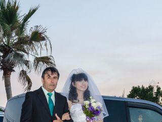 El matrimonio de Jean  y Medeli  2