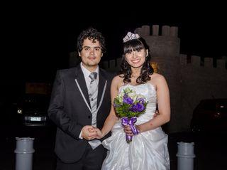 El matrimonio de Jean  y Medeli