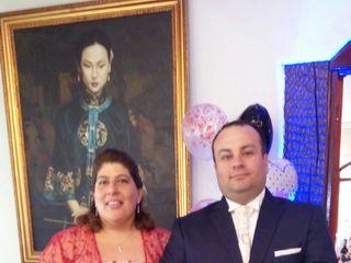 El matrimonio de Pamela y Fernando  2