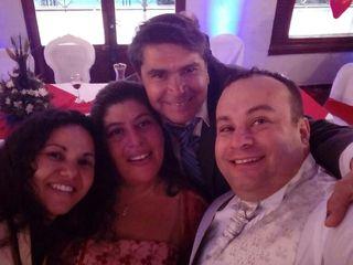 El matrimonio de Pamela y Fernando  3