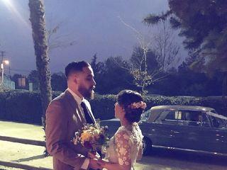 El matrimonio de Karla  y Pablo 1