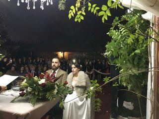 El matrimonio de Karla  y Pablo 2