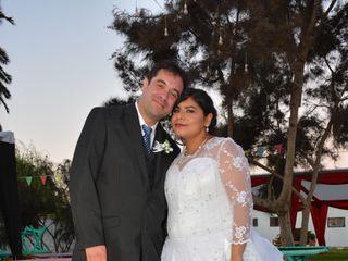 El matrimonio de Carmen y Eduardo