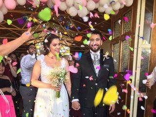 El matrimonio de Francisca  y Maximiliano  1
