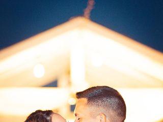 El matrimonio de Francisco y Belén 1
