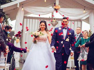 El matrimonio de Francisco y Belén