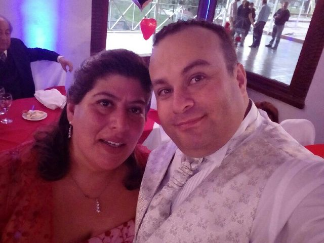El matrimonio de Pamela y Fernando