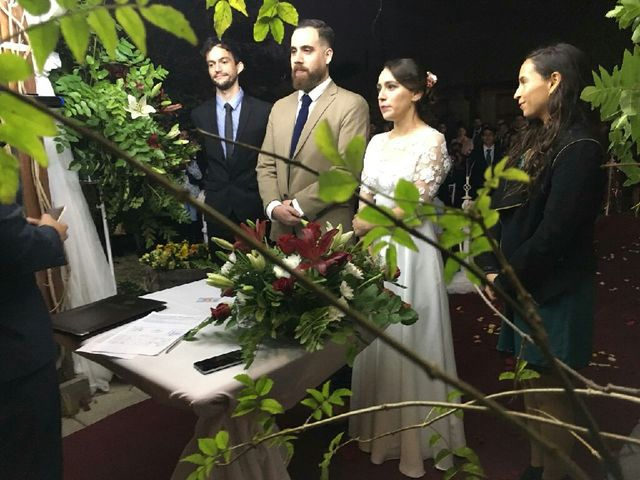 El matrimonio de Pablo y Karla  en Graneros, Cachapoal 3