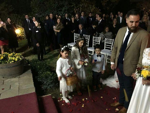 El matrimonio de Pablo y Karla  en Graneros, Cachapoal 4
