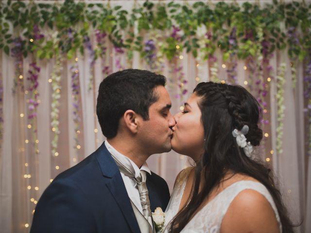 El matrimonio de Mary y Enrique