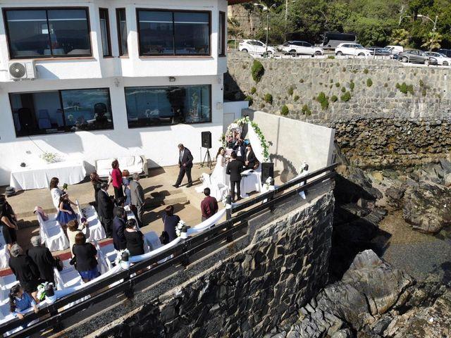 El matrimonio de Roberto y Jimena en Viña del Mar, Valparaíso 1