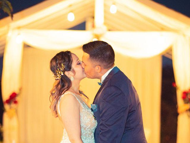El matrimonio de Belén y Francisco en Calera de Tango, Maipo 4