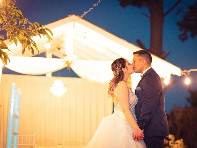 El matrimonio de Belén y Francisco en Calera de Tango, Maipo 2