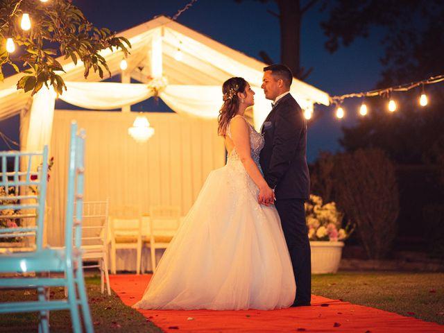 El matrimonio de Belén y Francisco en Calera de Tango, Maipo 5