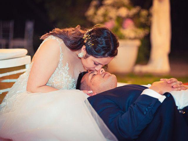 El matrimonio de Belén y Francisco en Calera de Tango, Maipo 6