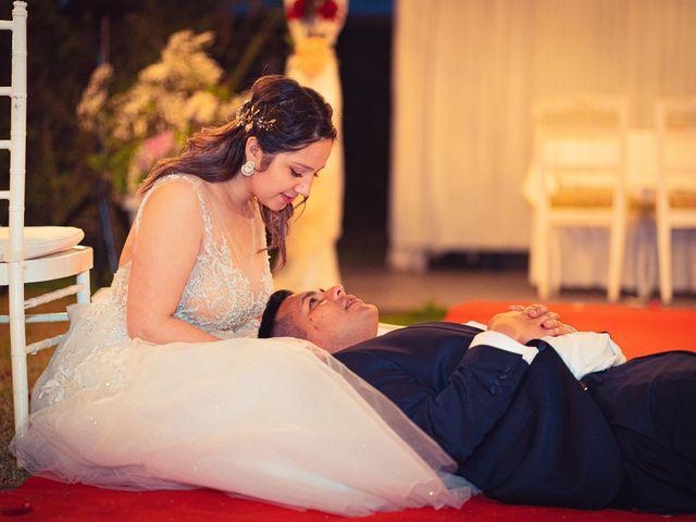 El matrimonio de Belén y Francisco en Calera de Tango, Maipo 7