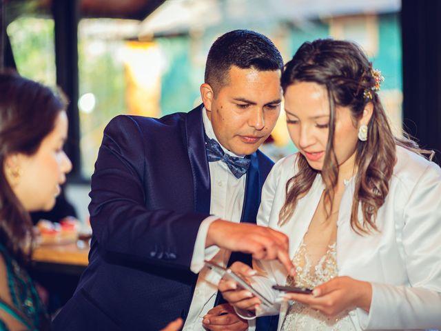 El matrimonio de Belén y Francisco en Calera de Tango, Maipo 24