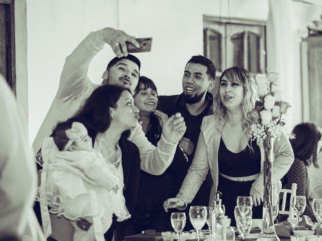 El matrimonio de Belén y Francisco en Calera de Tango, Maipo 25