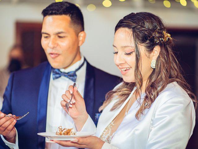 El matrimonio de Belén y Francisco en Calera de Tango, Maipo 29