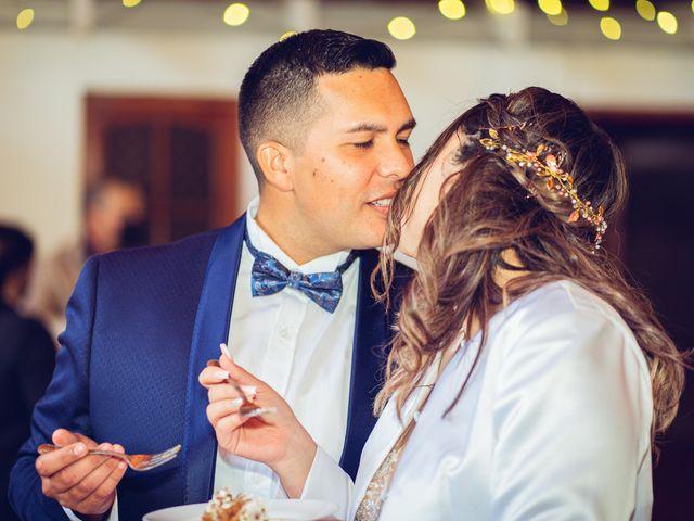 El matrimonio de Belén y Francisco en Calera de Tango, Maipo 31