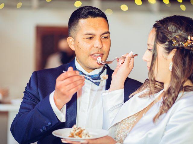 El matrimonio de Belén y Francisco en Calera de Tango, Maipo 33