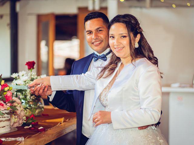 El matrimonio de Belén y Francisco en Calera de Tango, Maipo 36
