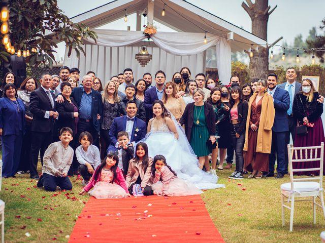 El matrimonio de Belén y Francisco en Calera de Tango, Maipo 40