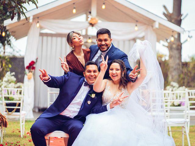 El matrimonio de Belén y Francisco en Calera de Tango, Maipo 41