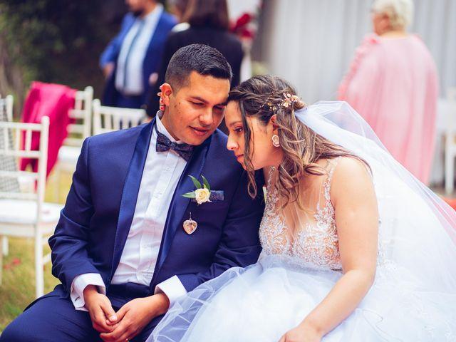 El matrimonio de Belén y Francisco en Calera de Tango, Maipo 44