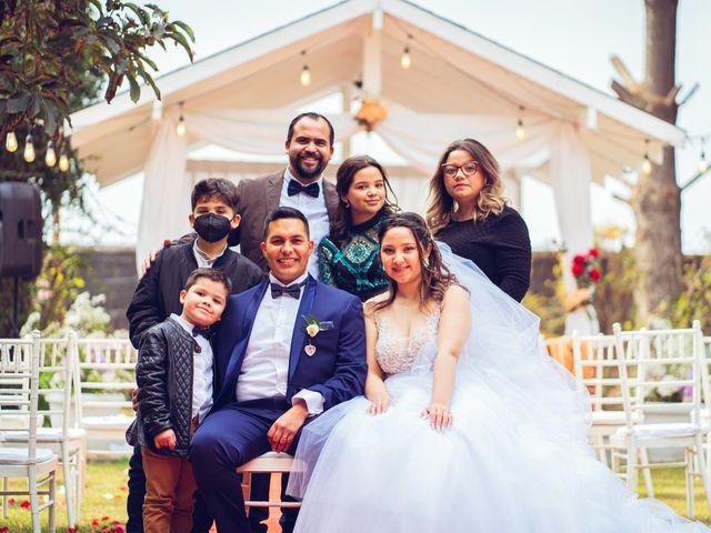 El matrimonio de Belén y Francisco en Calera de Tango, Maipo 45