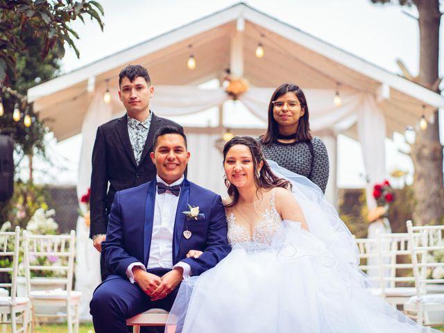 El matrimonio de Belén y Francisco en Calera de Tango, Maipo 47
