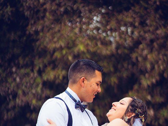 El matrimonio de Belén y Francisco en Calera de Tango, Maipo 49