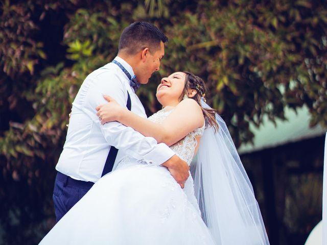 El matrimonio de Belén y Francisco en Calera de Tango, Maipo 51