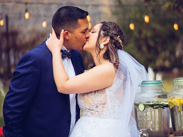 El matrimonio de Belén y Francisco en Calera de Tango, Maipo 54