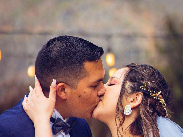 El matrimonio de Belén y Francisco en Calera de Tango, Maipo 55