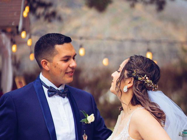 El matrimonio de Belén y Francisco en Calera de Tango, Maipo 56