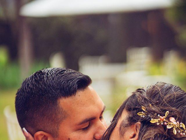 El matrimonio de Belén y Francisco en Calera de Tango, Maipo 59