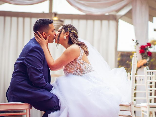 El matrimonio de Belén y Francisco en Calera de Tango, Maipo 61