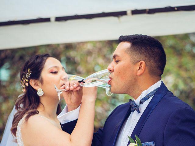 El matrimonio de Belén y Francisco en Calera de Tango, Maipo 66