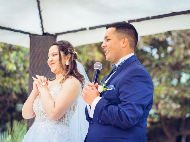El matrimonio de Belén y Francisco en Calera de Tango, Maipo 69