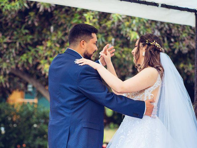 El matrimonio de Belén y Francisco en Calera de Tango, Maipo 70