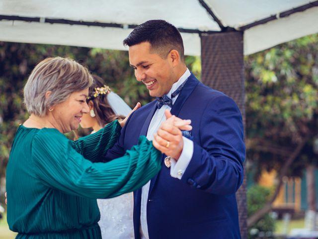El matrimonio de Belén y Francisco en Calera de Tango, Maipo 72