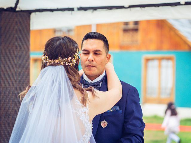 El matrimonio de Belén y Francisco en Calera de Tango, Maipo 73