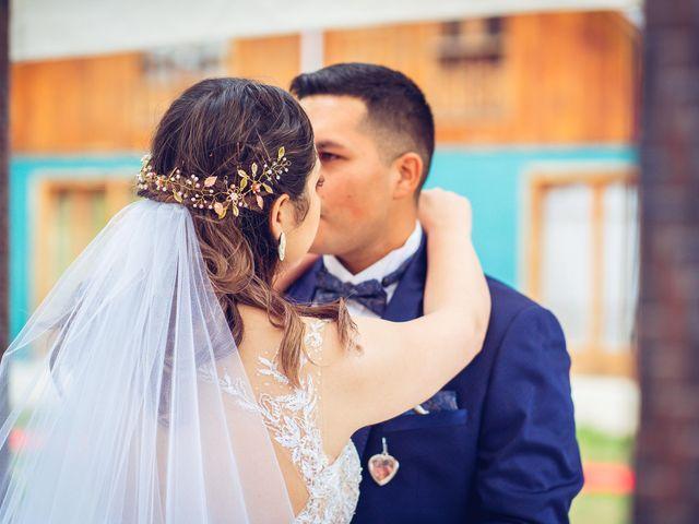 El matrimonio de Belén y Francisco en Calera de Tango, Maipo 74