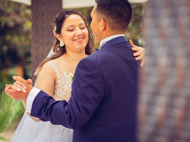 El matrimonio de Belén y Francisco en Calera de Tango, Maipo 76